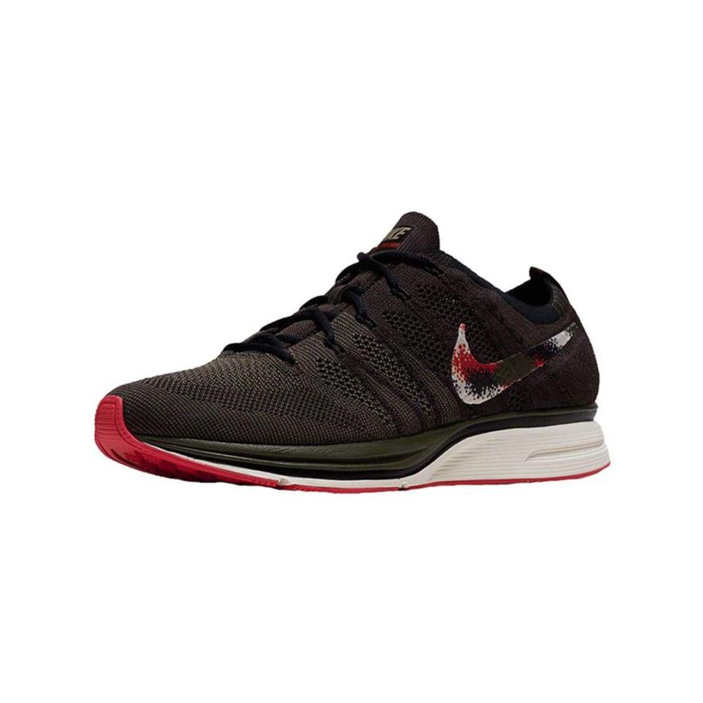 ナイキ Nike メンズ ランニング・ウォーキング シューズ・靴【Flyknit Trainer QS】Velvet Brown/Olive/Sail/Black