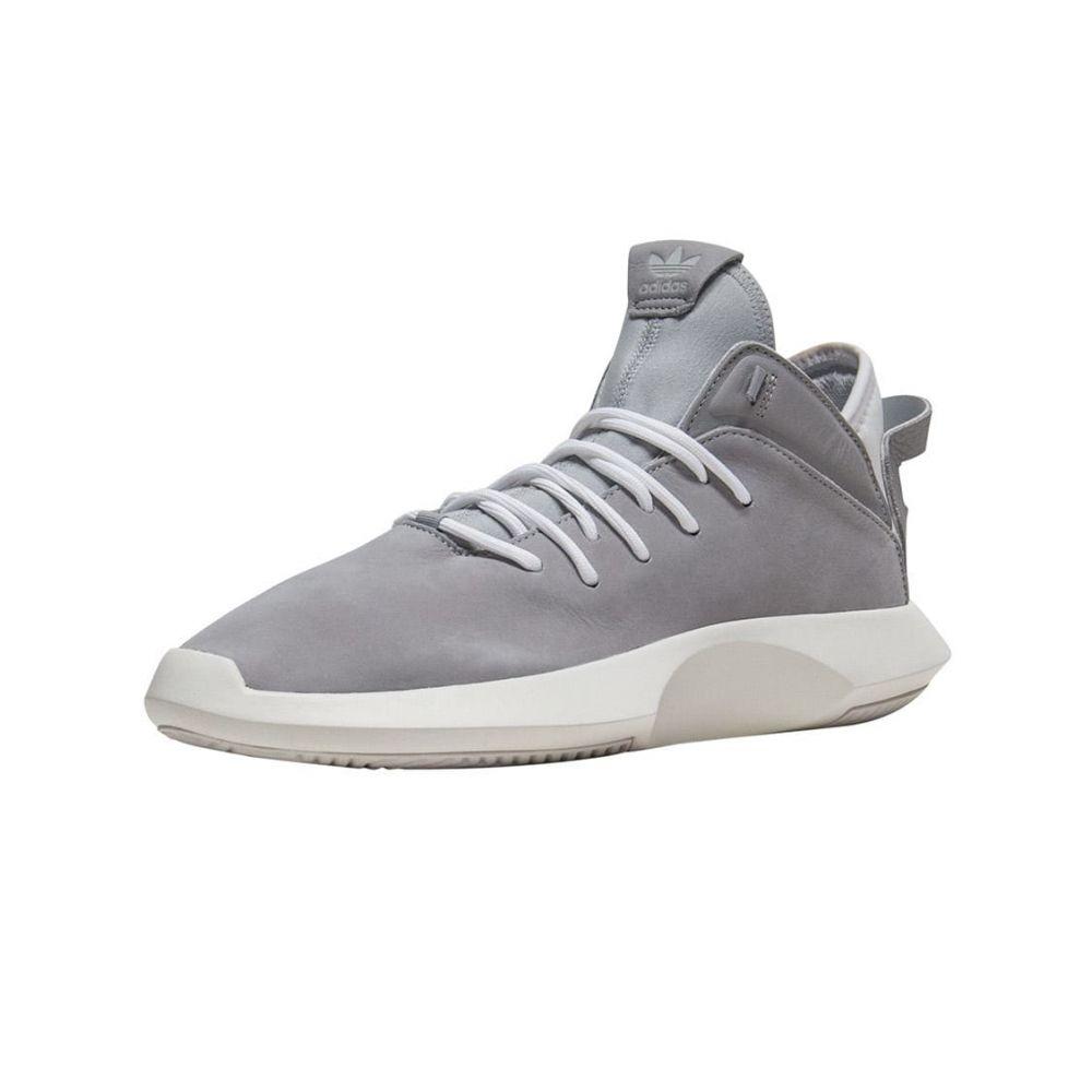 アディダス Adidas メンズ スニーカー シューズ・靴【CRAZY 1 ADV】Grey/White/White