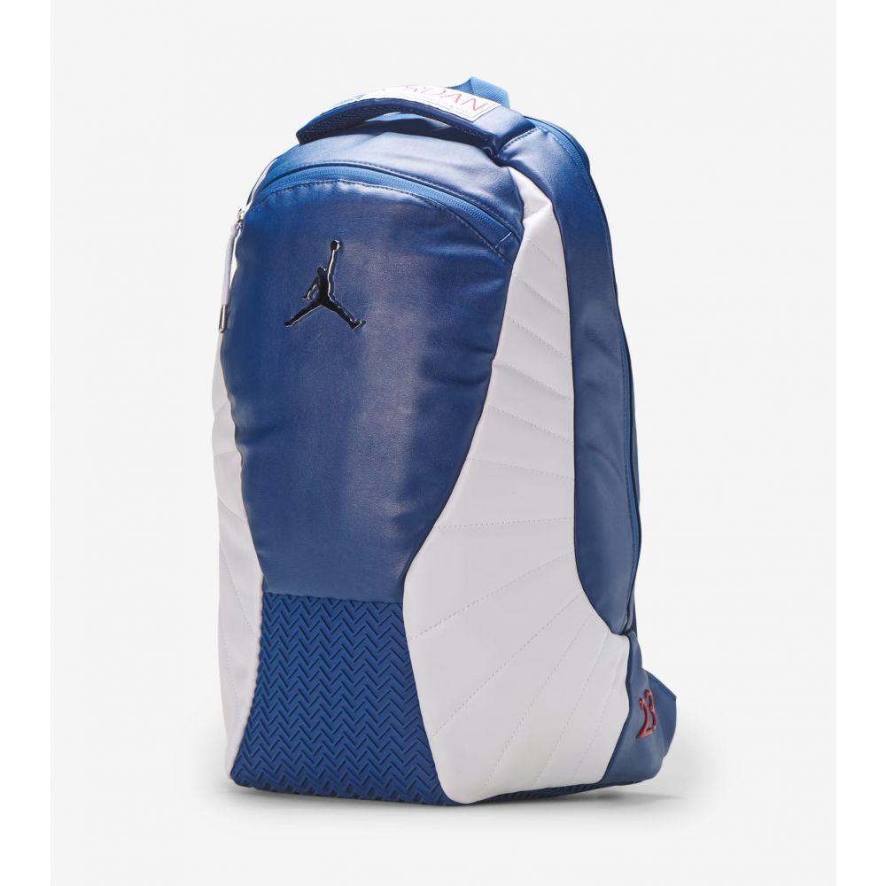 ナイキ ジョーダン Jordan メンズ バックパック・リュック バッグ【Retro 12 Backpack】Blue