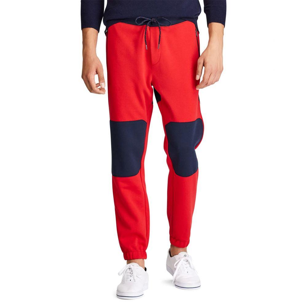 ラルフ ローレン Polo Ralph Lauren メンズ ジョガーパンツ ボトムス・パンツ【Double-Knit Jogger Pant】Rl Red Multi
