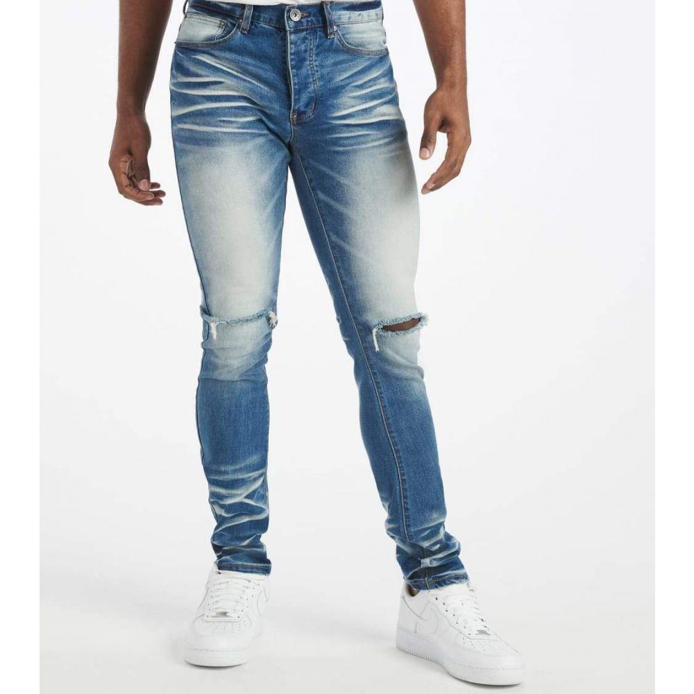 デシベル Decibel メンズ ジーンズ・デニム ボトムス・パンツ【MK 200 Ace Jeans】Blue