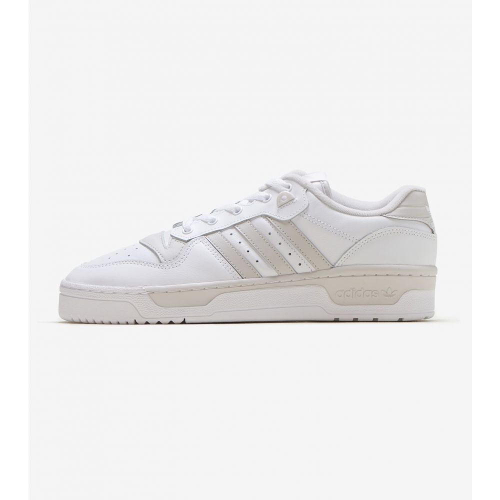 アディダス Adidas メンズ スニーカー シューズ・靴【Rivalry Lo】White/Grey