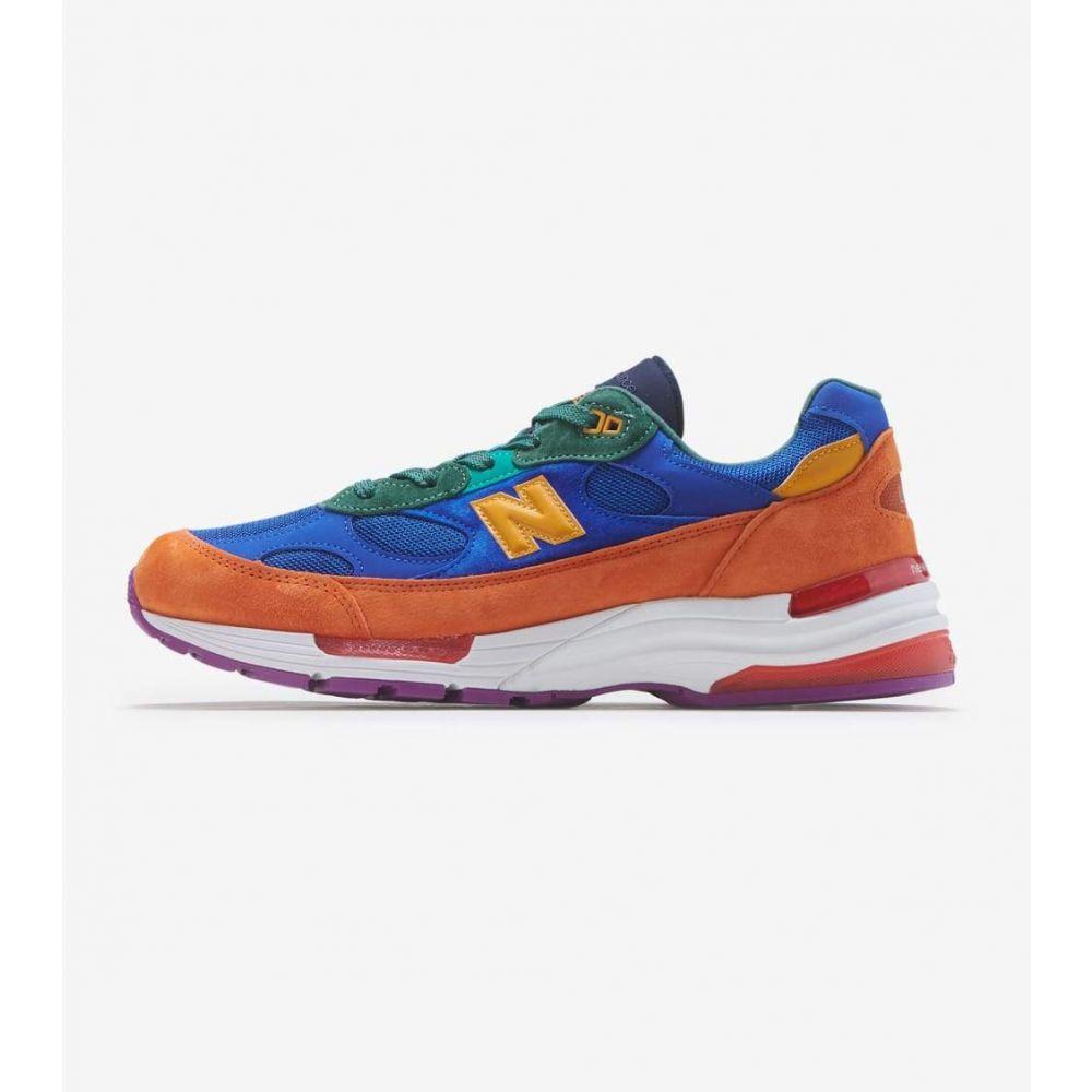 ニューバランス New Balance メンズ ランニング・ウォーキング シューズ・靴【992】Multi