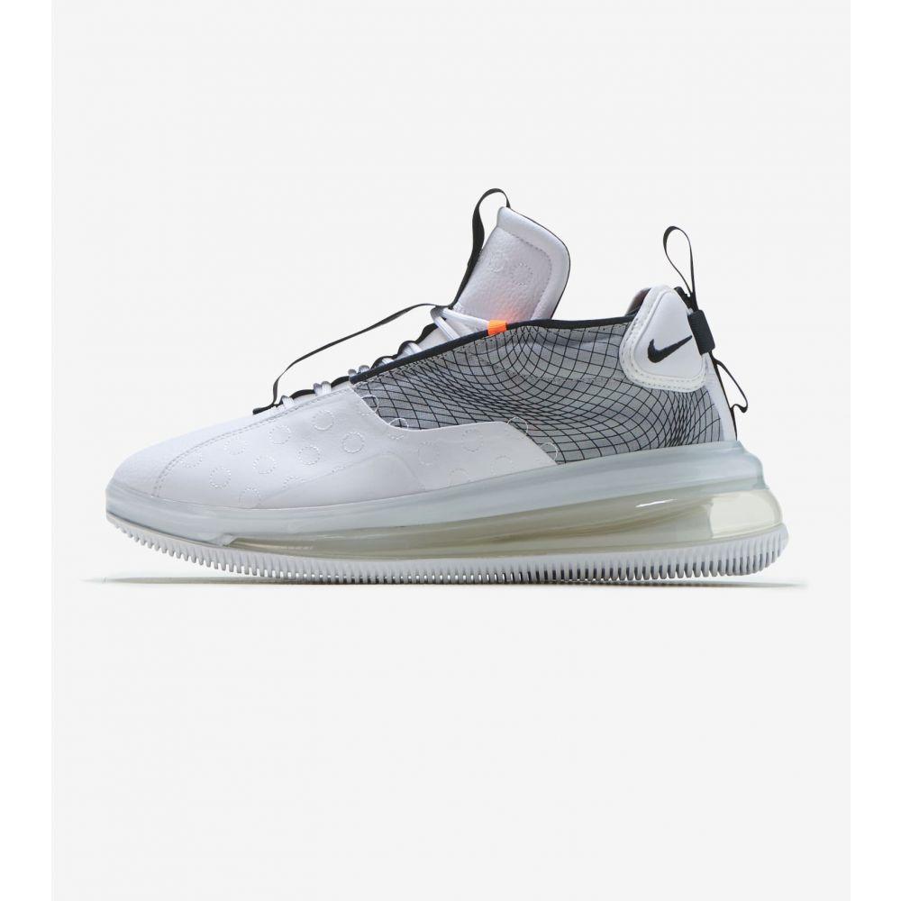 ナイキ Nike メンズ ランニング・ウォーキング エアマックス 720 シューズ・靴【Air Max 720 Waves】White/Grey/Orange