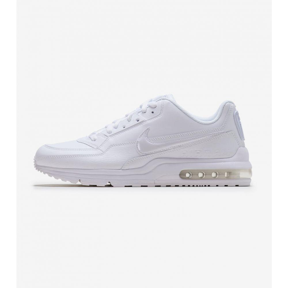 ナイキ Nike メンズ ランニング・ウォーキング スニーカー エアマックス シューズ・靴【Air Max LTD 3 sneaker】White