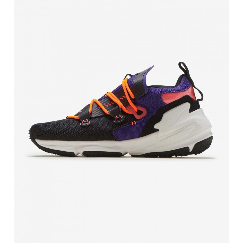 ナイキ Nike メンズ スニーカー シューズ・靴【Zoom Moc】Black/Purple