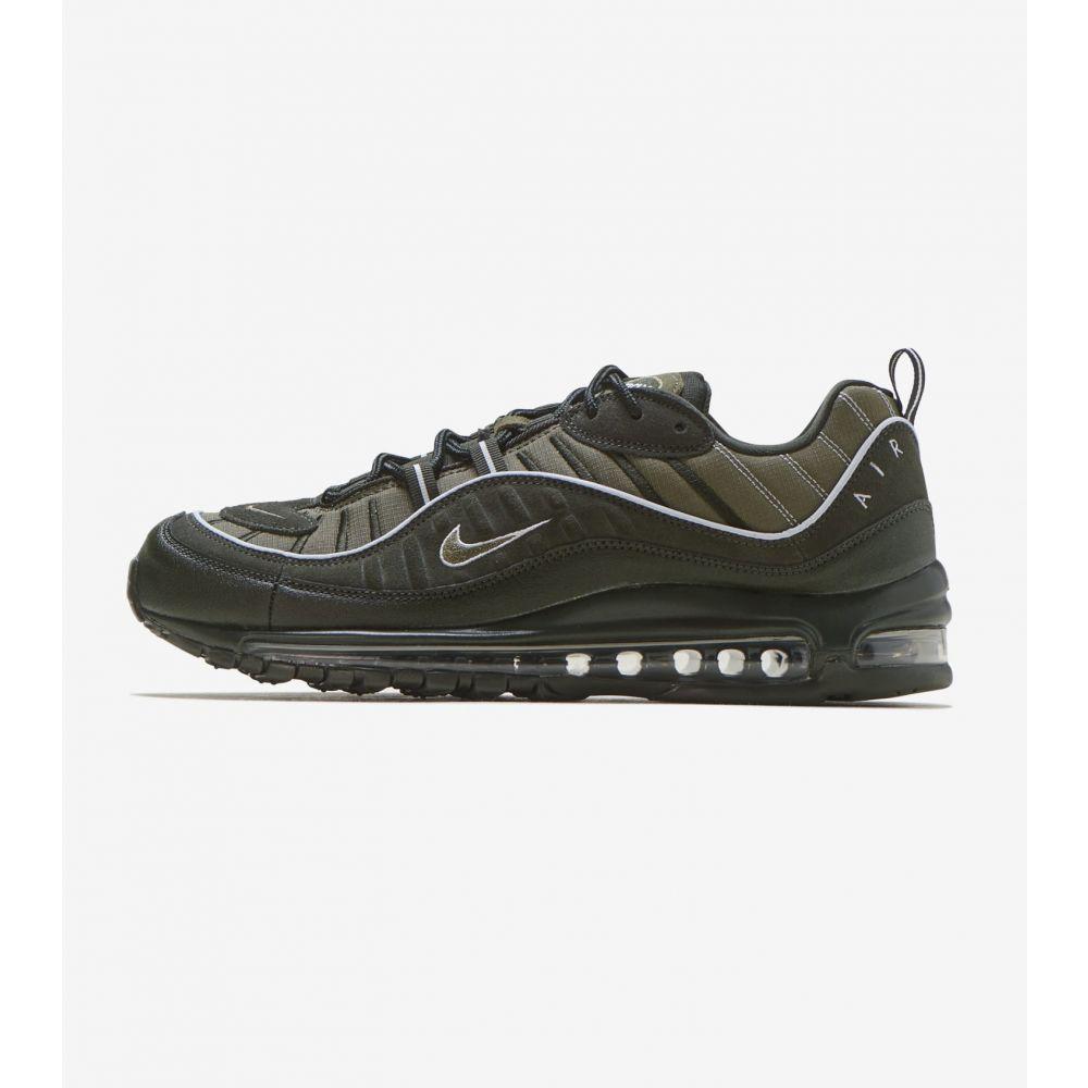 ナイキ Nike メンズ ランニング・ウォーキング シューズ・靴【Air Max 98】Sequoia/Medium Olive