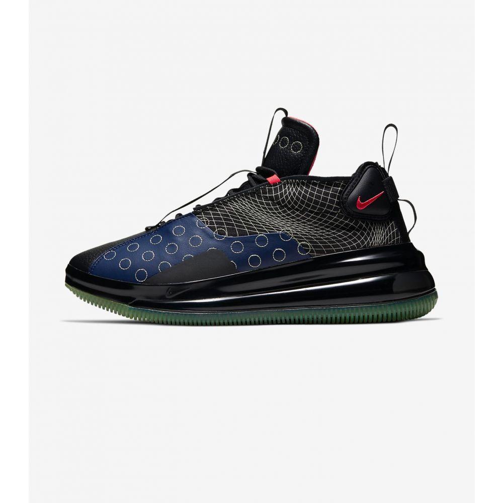 ナイキ Nike メンズ ランニング・ウォーキング エアマックス 720 シューズ・靴【Air Max 720 Waves】Blue/Red/Black