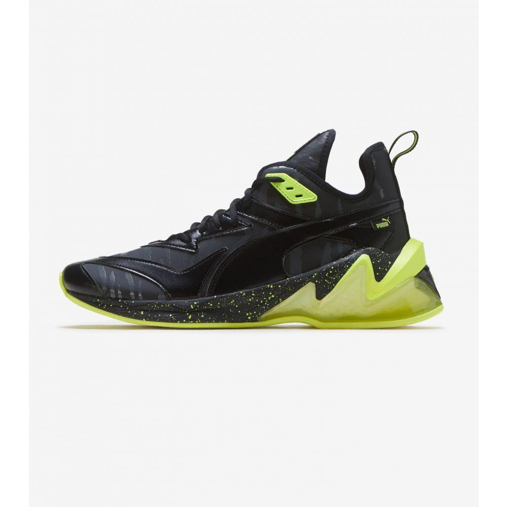 プーマ Puma メンズ ランニング・ウォーキング シューズ・靴【LQD Cell Origin】Black/Glow Green