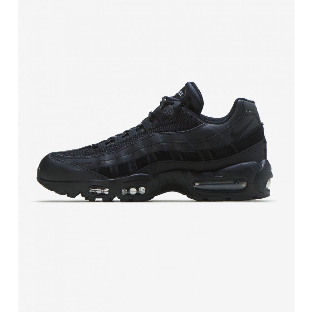 ナイキ Nike メンズ ランニング・ウォーキング シューズ・靴【Air Max 95】Black/Grey