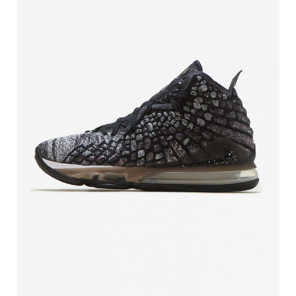 ナイキ Nike メンズ スニーカー シューズ・靴【Lebron XVII】Black/Black-White