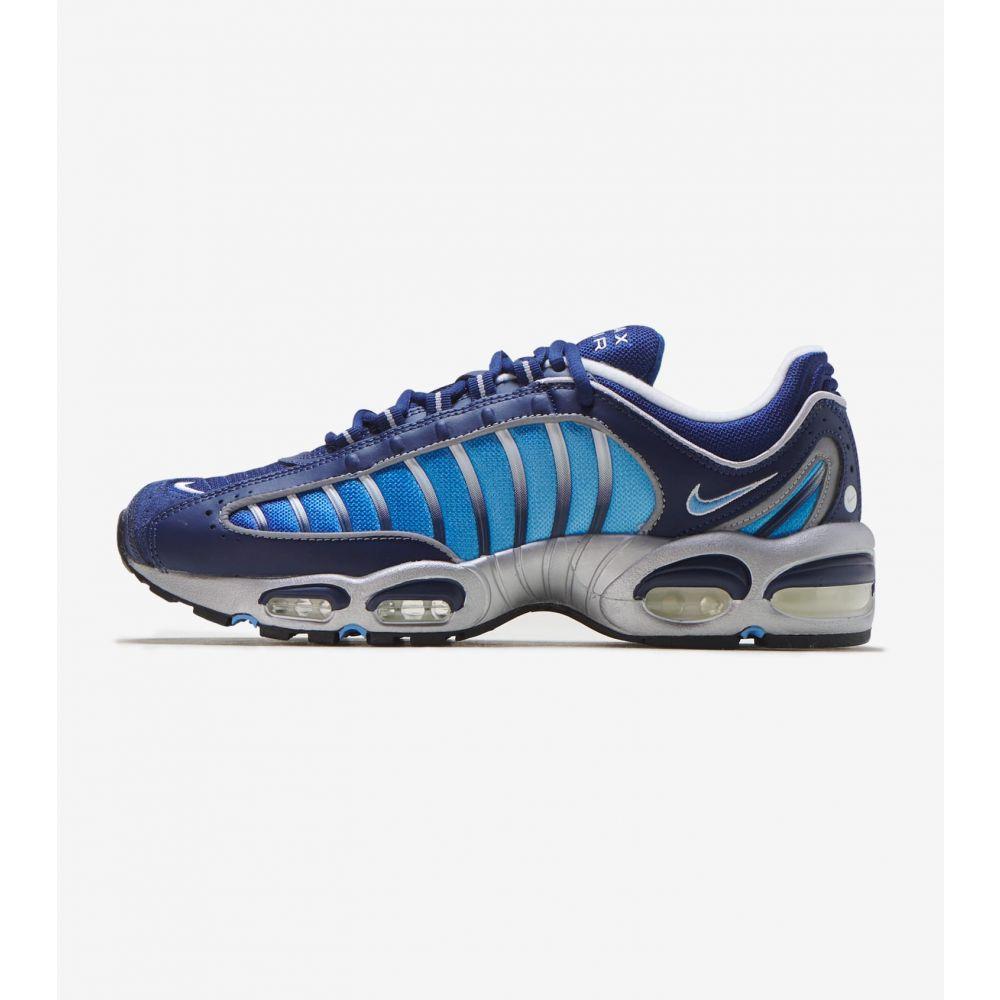 ナイキ Nike メンズ ランニング・ウォーキング シューズ・靴【Air Max Tailwind IV】Blue Void/Uni Blue/White/Black