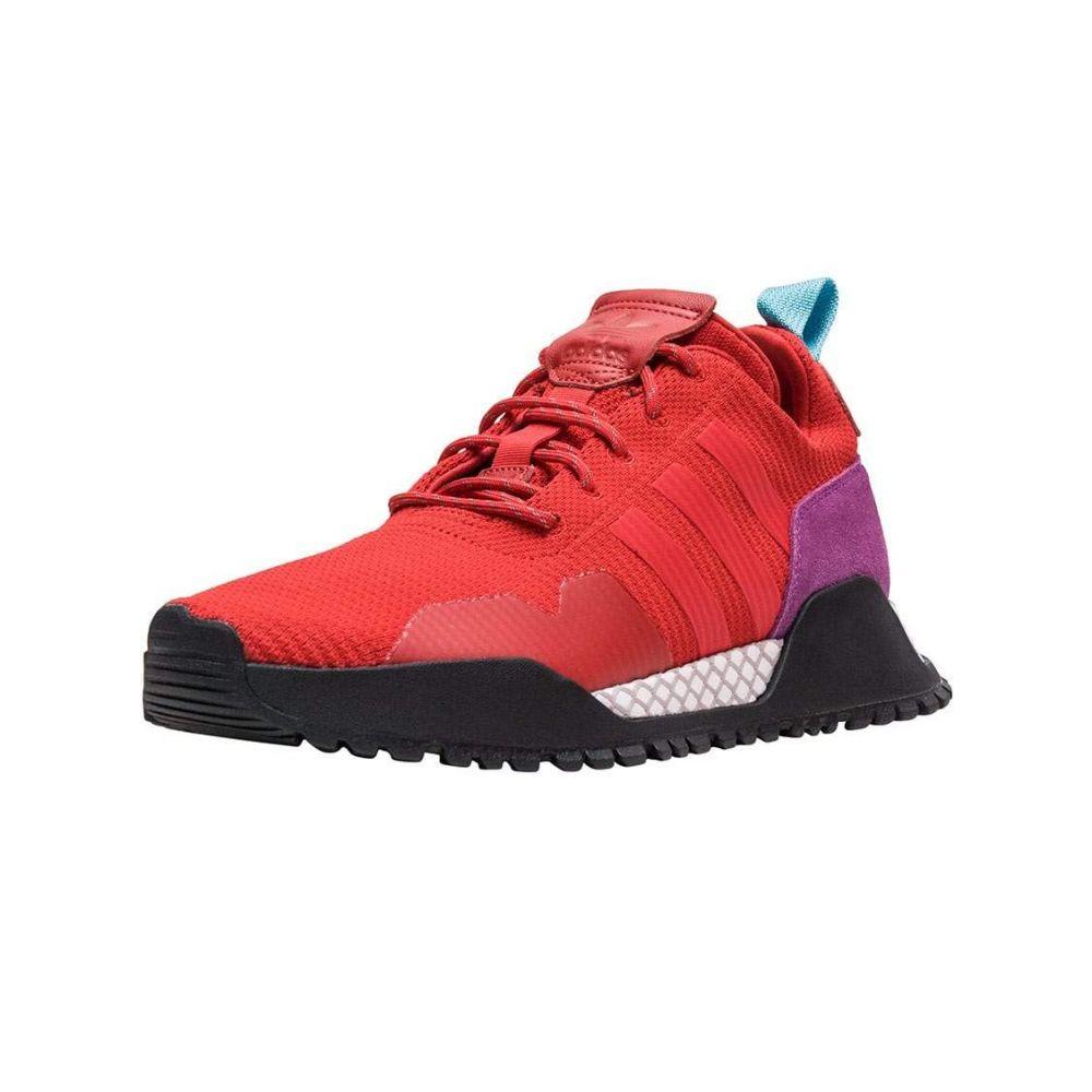 アディダス Adidas メンズ ランニング・ウォーキング シューズ・靴【HF 1.4 PK】Scarlet/Scarlet/Purple