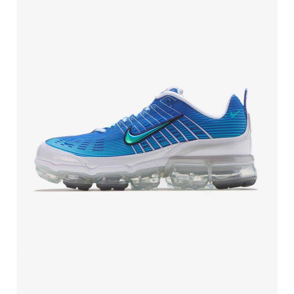 ナイキ Nike メンズ ランニング・ウォーキング シューズ・靴【Air Vapormax 360】White/Royal