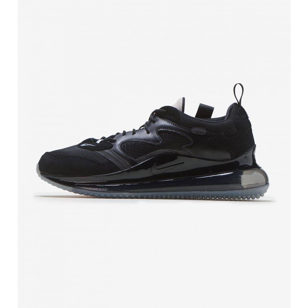 ナイキ Nike メンズ ランニング・ウォーキング エアマックス 720 シューズ・靴【Air Max 720 OBJ】Black/Summit White/Red Orbit
