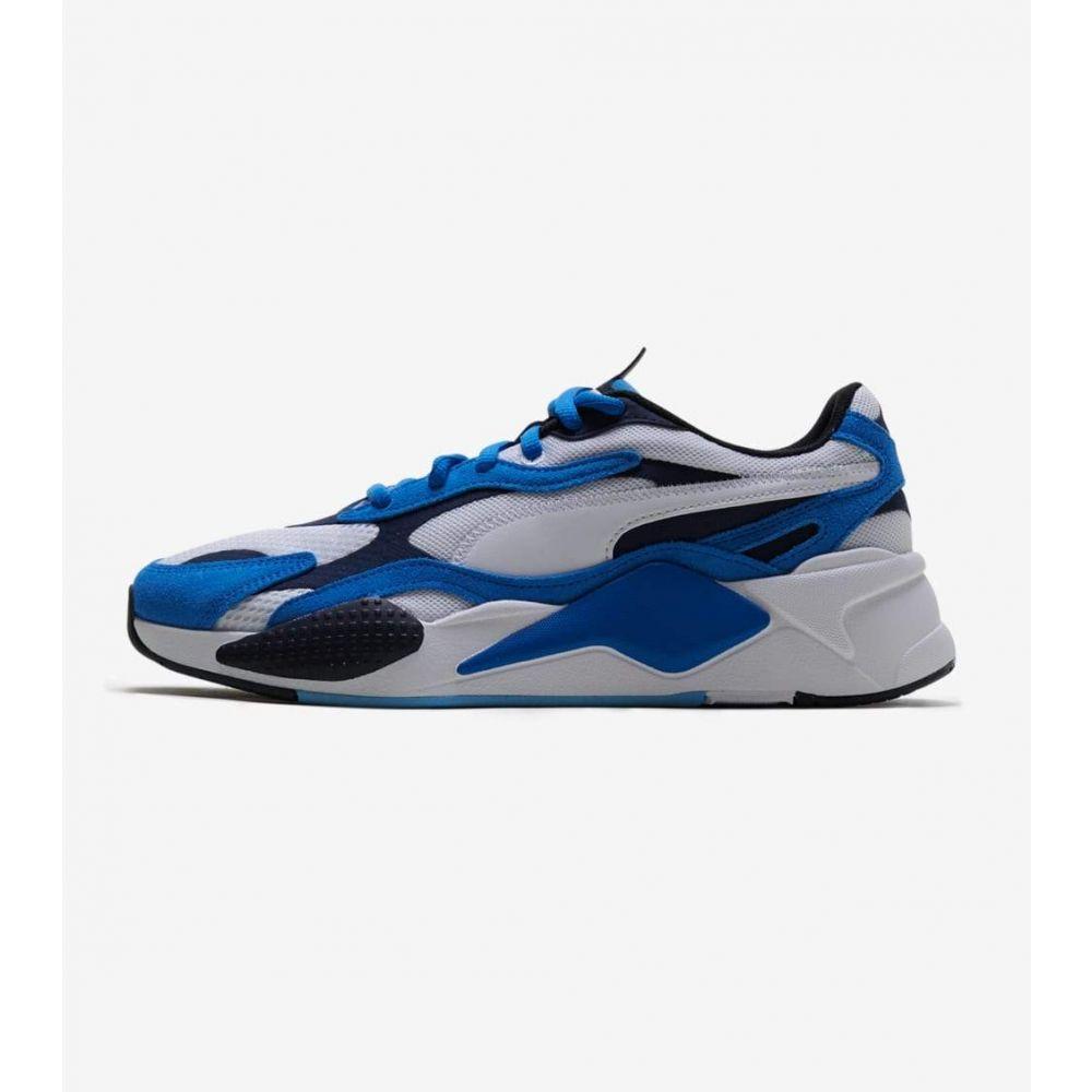 プーマ Puma メンズ ランニング・ウォーキング シューズ・靴【RS-X3 Super】White/Blue