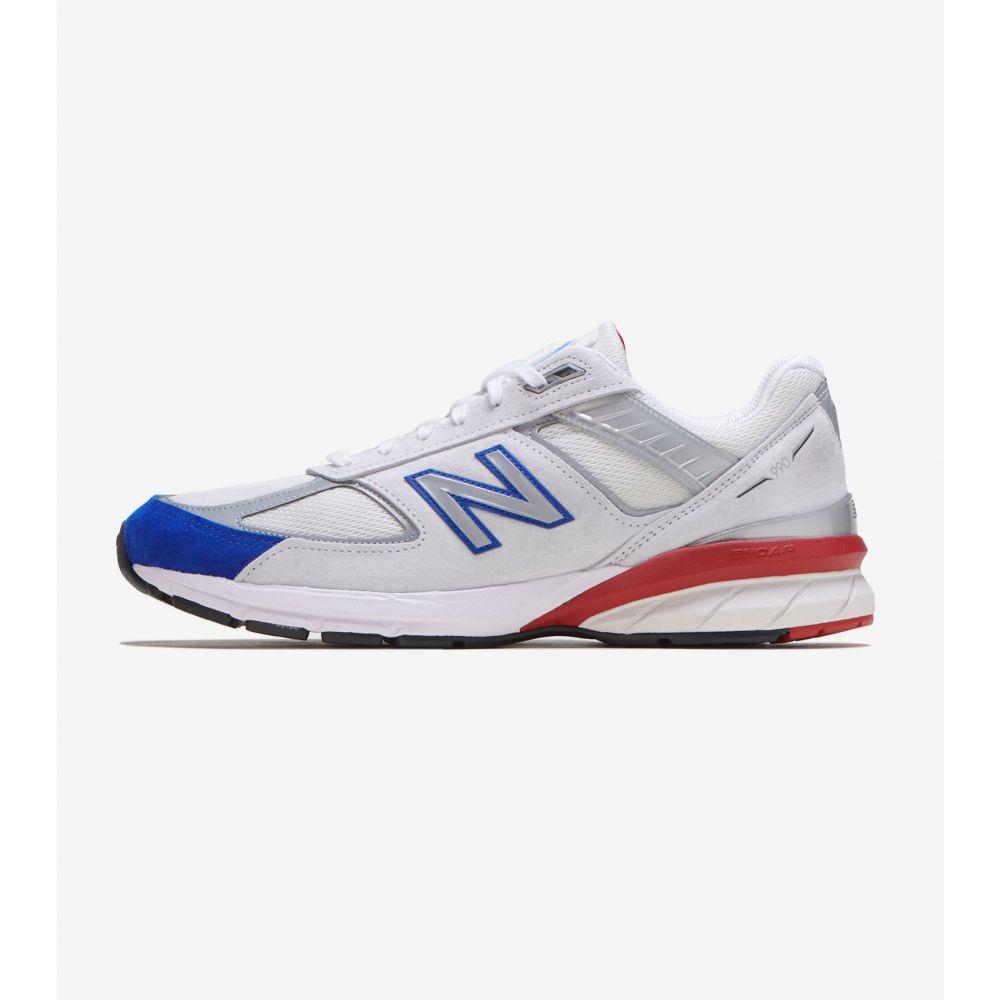 ニューバランス New Balance メンズ ランニング・ウォーキング シューズ・靴【990v5