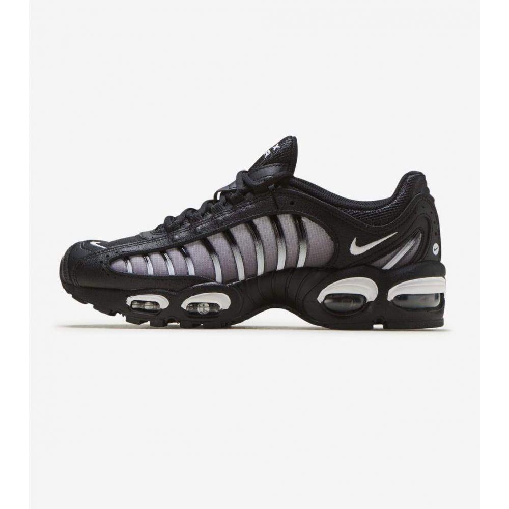 ナイキ Nike メンズ ランニング・ウォーキング シューズ・靴【Air Max Tailwind IV】Black/White/Black