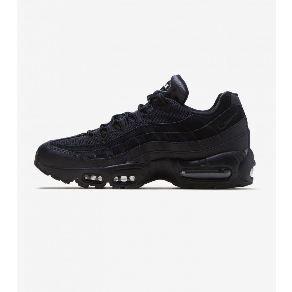 ナイキ Nike メンズ ランニング・ウォーキング エアマックス 95 シューズ・靴【Air Max 95 LV8】Black/Black