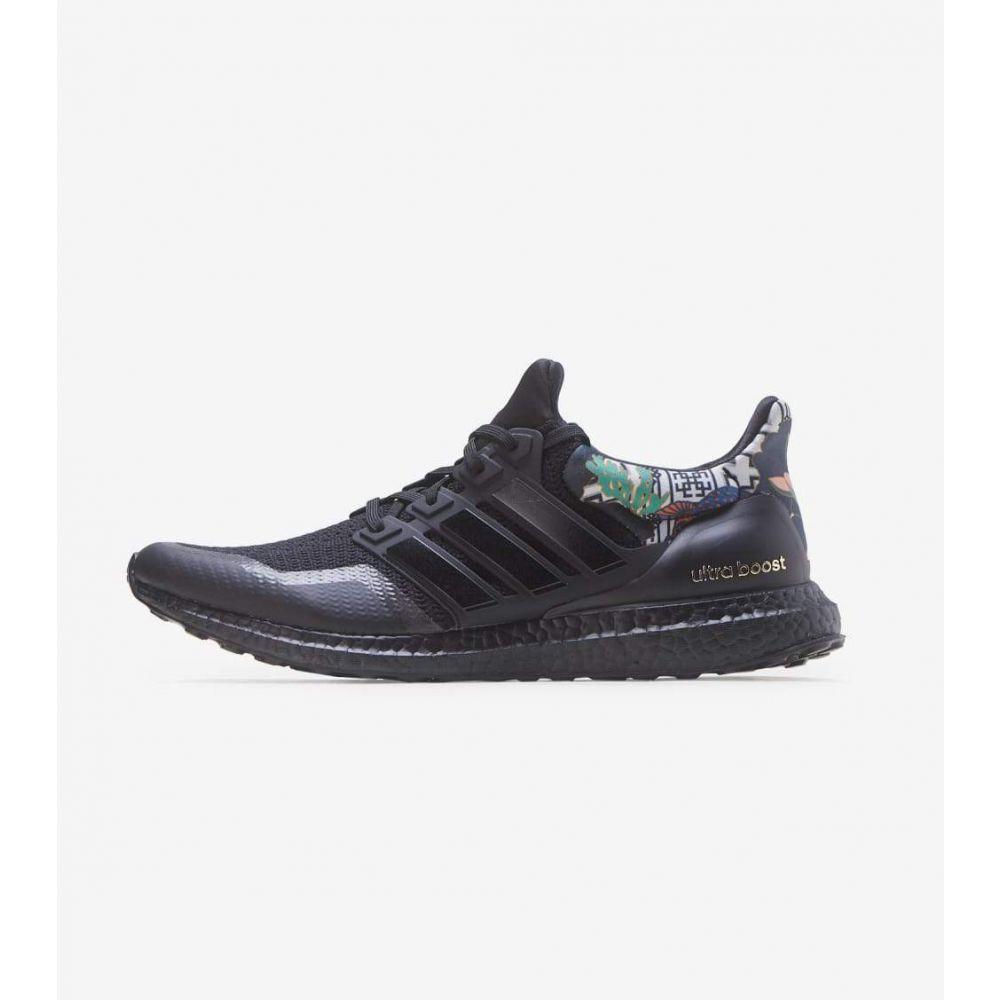 アディダス Adidas メンズ ランニング・ウォーキング シューズ・靴【UltraBOOST DNA】Black/Gold