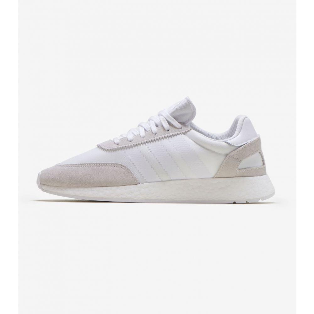 アディダス Adidas メンズ ランニング・ウォーキング シューズ・靴【I-5923】Cloud White/Cloud White/Cloud White