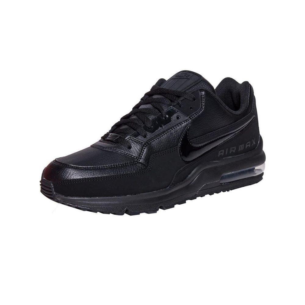 ナイキ Nike Sportswear メンズ ランニング・ウォーキング スニーカー シューズ・靴【MAX LTD 3 SNEAKER】Black/Black/Black