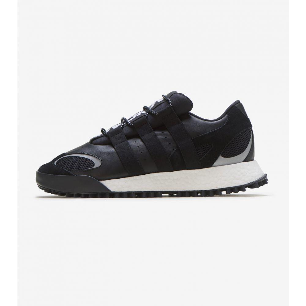 アディダス Adidas メンズ ランニング・ウォーキング シューズ・靴【AW Wangbody Run】Black/Black