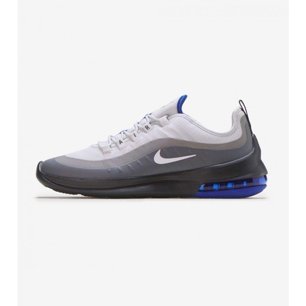 ナイキ Nike メンズ ランニング・ウォーキング シューズ・靴【Air Max Axis】Grey/Royal