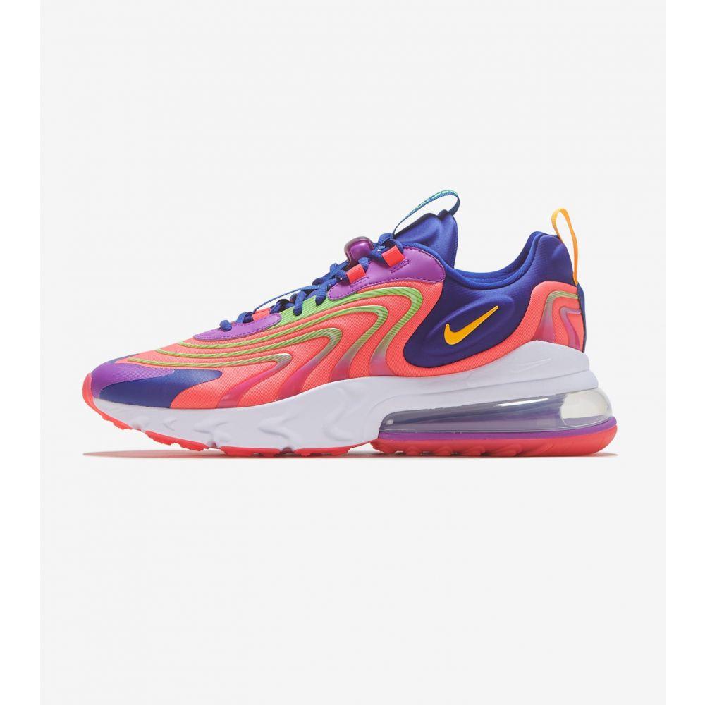 ナイキ Nike メンズ ランニング・ウォーキング エアマックス 270 シューズ・靴【Air Max 270 React ENG】Crimson/Orange/Purple