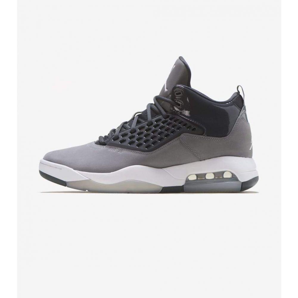 ナイキ ジョーダン Jordan メンズ スニーカー シューズ・靴【Maxin 200】Grey/Black