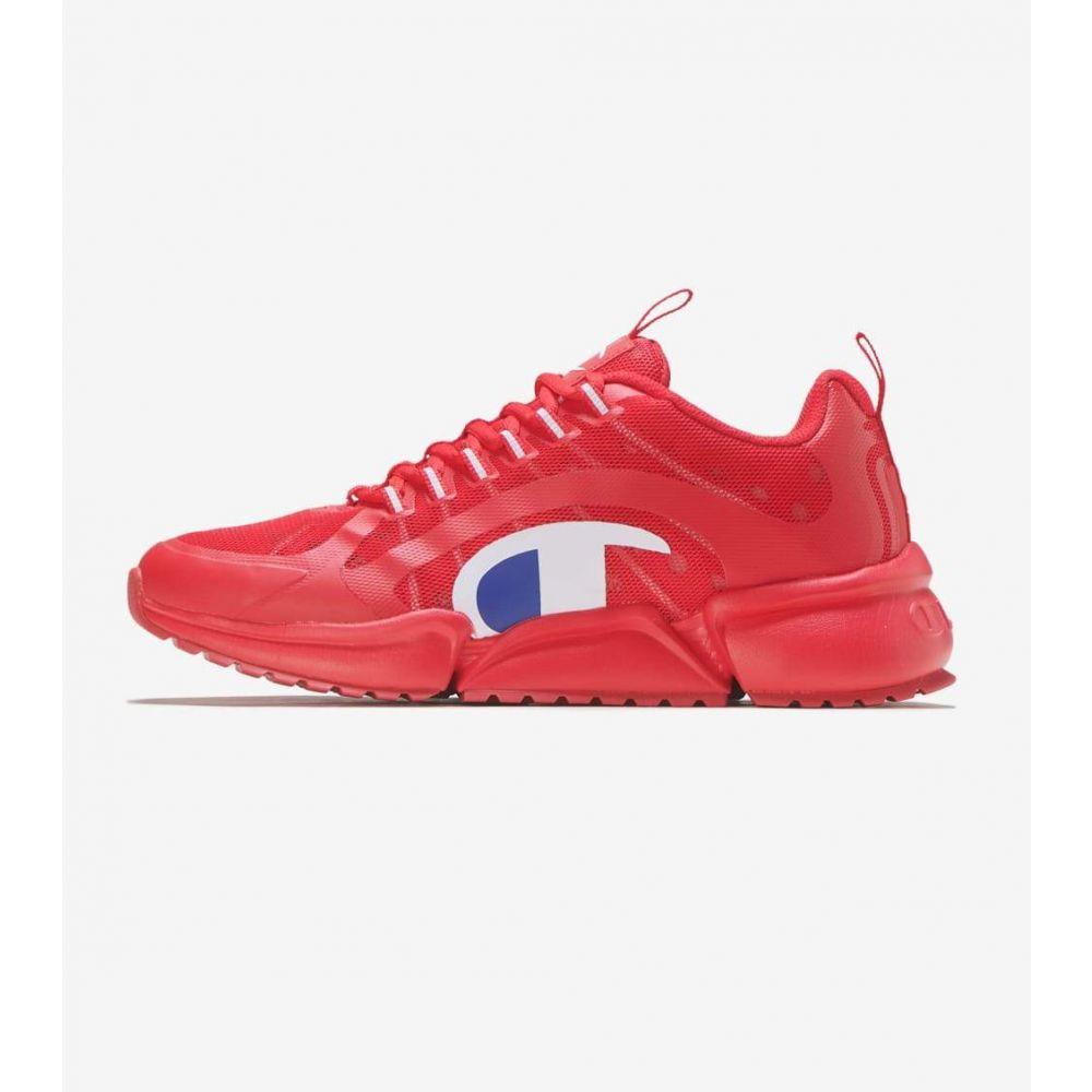 チャンピオン Champion メンズ ランニング・ウォーキング シューズ・靴【RF Pro Runner】Red