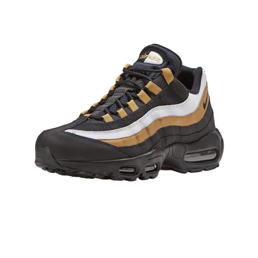 ナイキ Nike メンズ ランニング・ウォーキング エアマックス 95 シューズ・靴【Air Max 95 OG】Black/Gold/White