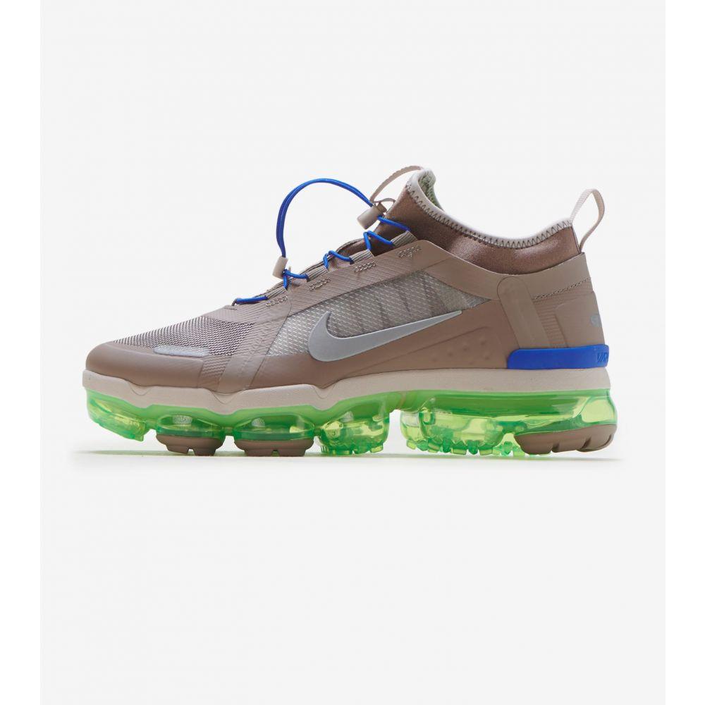 ナイキ Nike メンズ ランニング・ウォーキング シューズ・靴【Vapormax 2019 Utility】Sand/Green