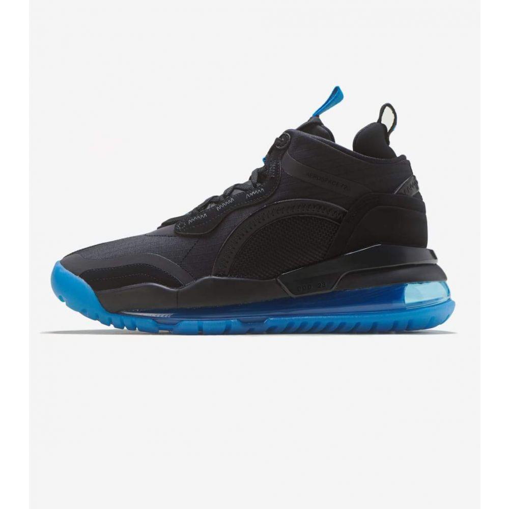 ナイキ ジョーダン Jordan メンズ スニーカー シューズ・靴【Aerospace 720】Black/Blue