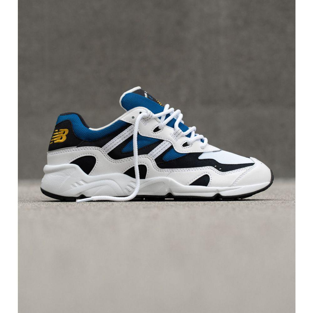 ニューバランス New Balance メンズ ランニング・ウォーキング シューズ・靴【ML850】White/Blue