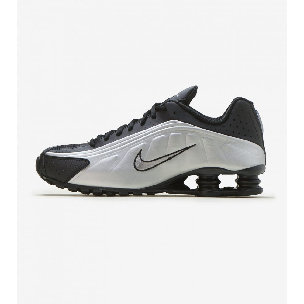 ナイキ Nike メンズ ランニング・ウォーキング シューズ・靴【Shox R4】Black/Silver