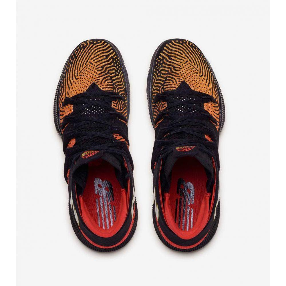 ニューバランス New Balance メンズ スニーカー シューズ・靴【OMN1S】Black/Red/Yellow