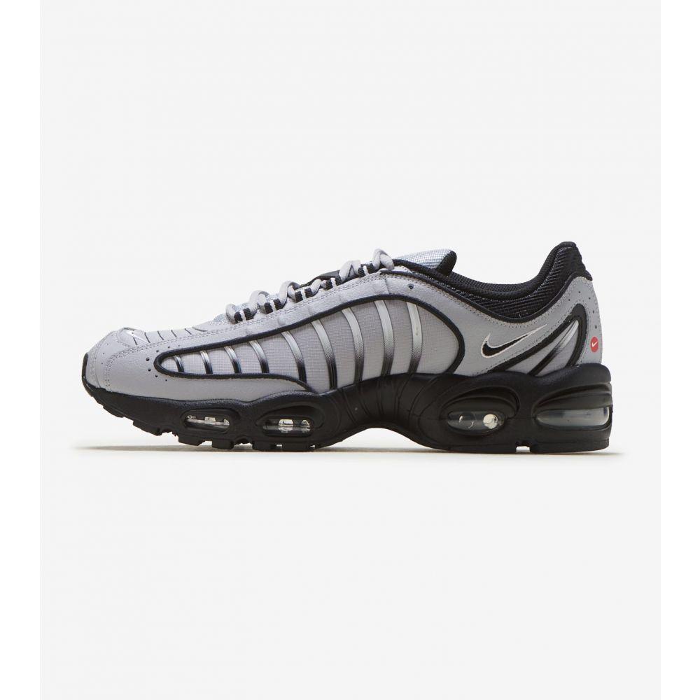 ナイキ Nike メンズ ランニング・ウォーキング シューズ・靴【Max Tailwind IV】Grey/Black