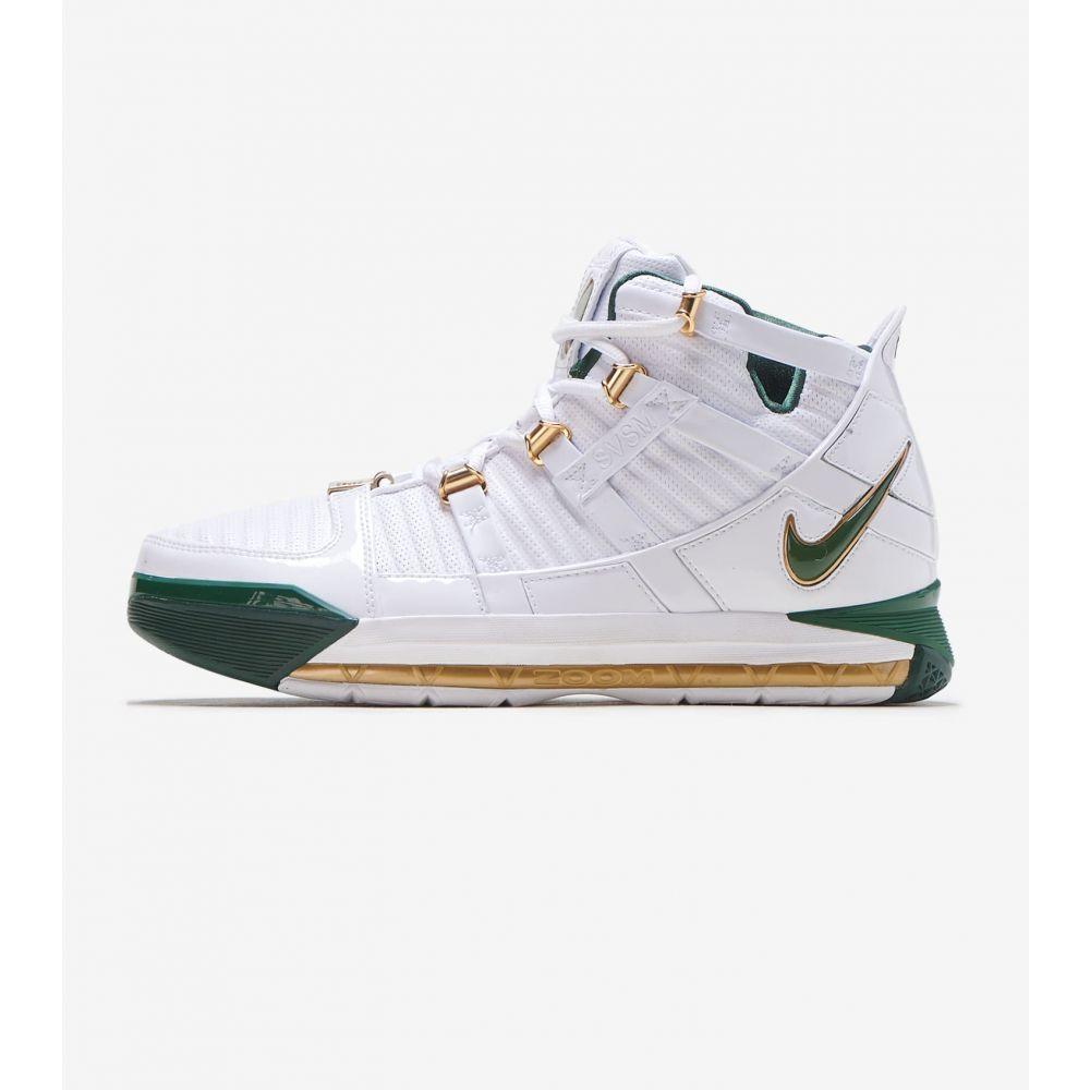 ナイキ Nike メンズ スニーカー シューズ・靴【Zoom LeBron III QS