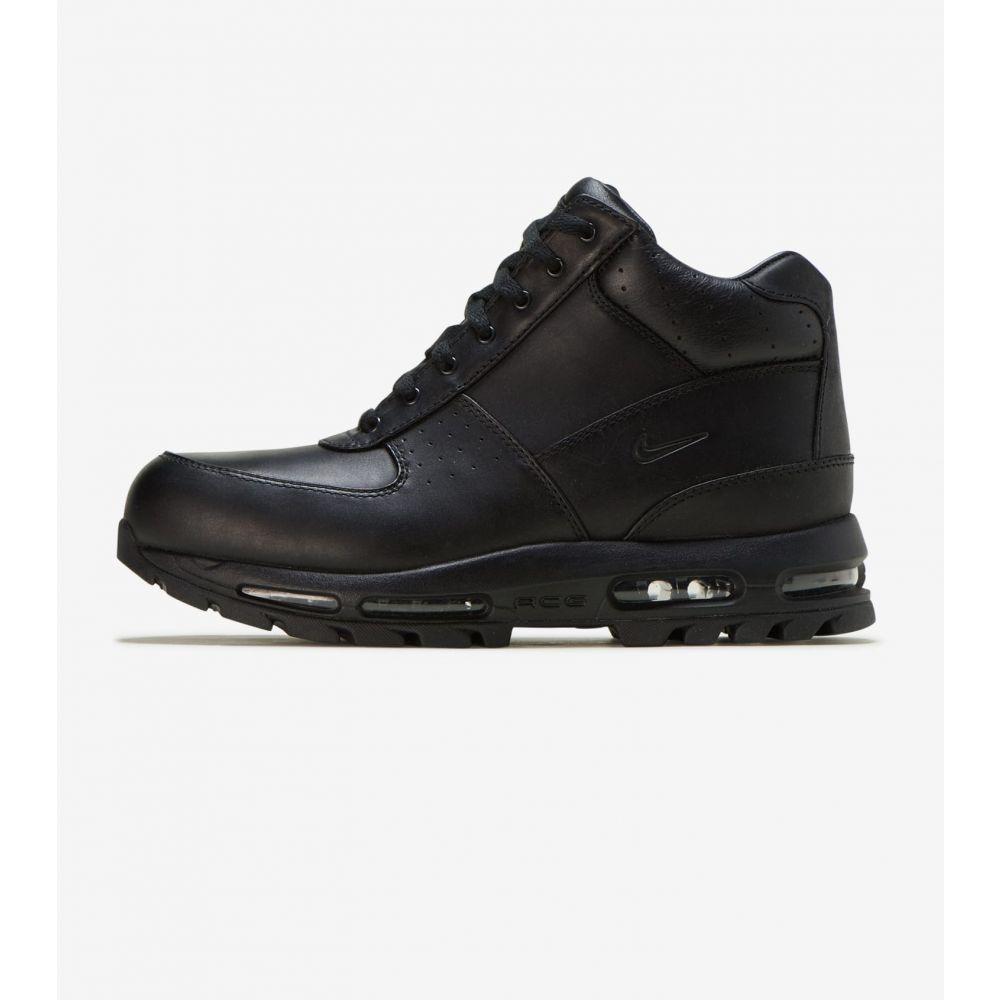 ナイキ Nike Sportswear メンズ ブーツ シューズ・靴【Air Max Goadome Boot】Triple Black