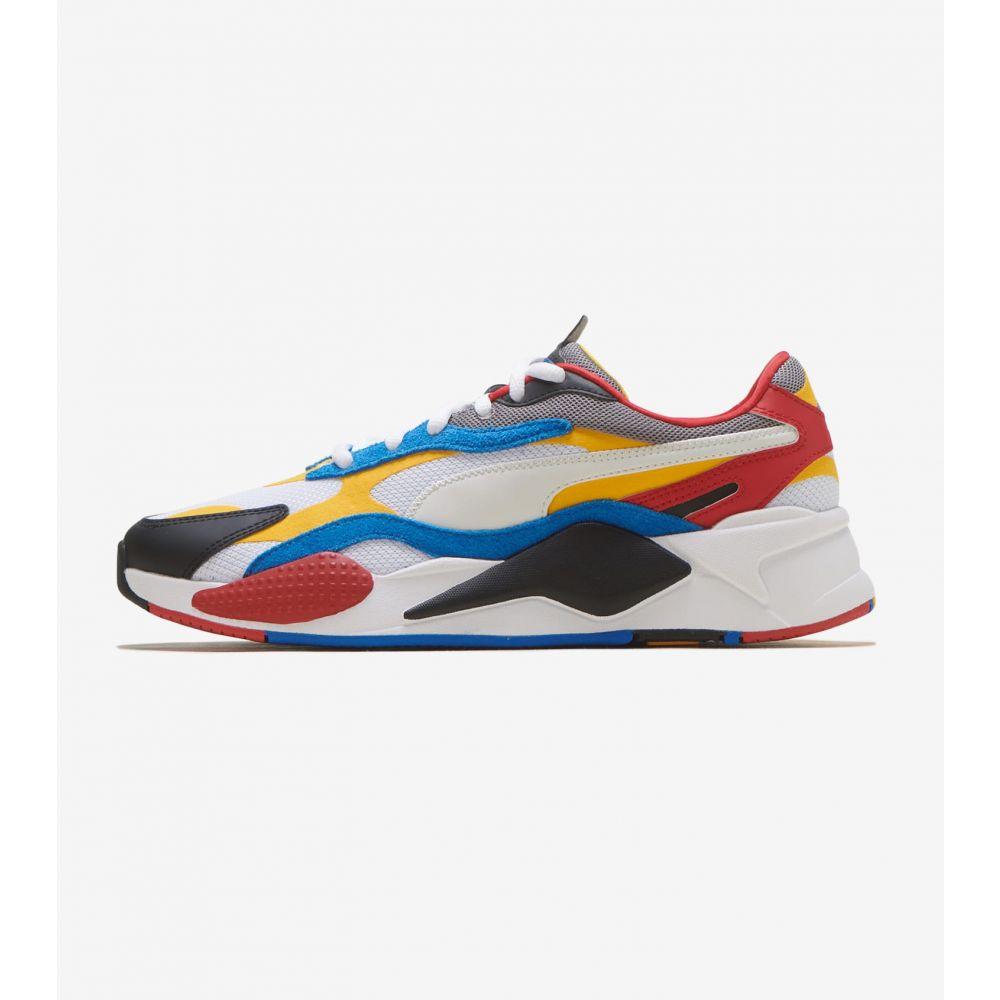プーマ Puma メンズ ランニング・ウォーキング シューズ・靴【RS-X3 Cube】Multicolor