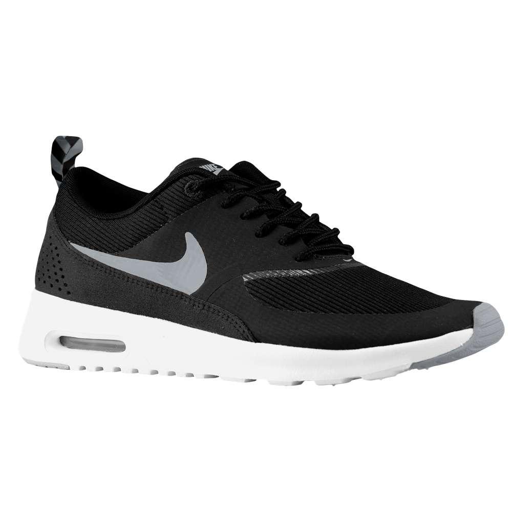 ナイキ レディース シューズ・靴 スニーカー【Nike Air Max Thea】Black/Anthracite/White/Wolf Grey