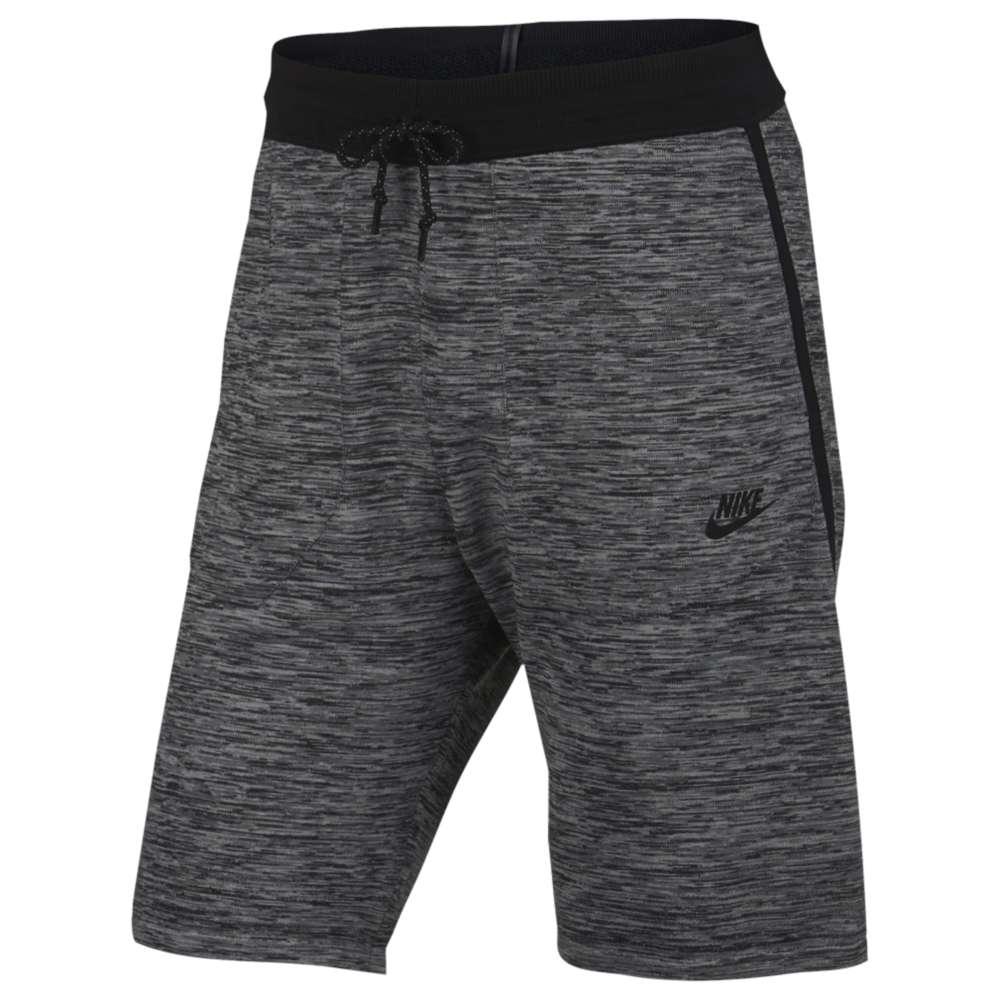 ナイキ メンズ ボトムス・パンツ ショートパンツ【Nike Tech Knit Shorts】Carbon Heather/Black
