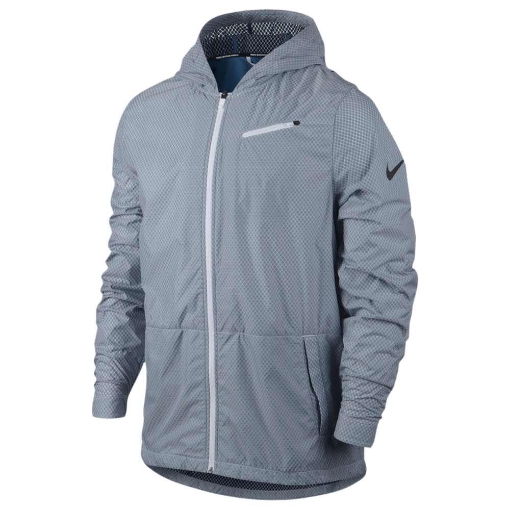 ナイキ メンズ アウター ジャージ【Nike Hyper Elite All Day Jacket】Industrial Blue/White/Black