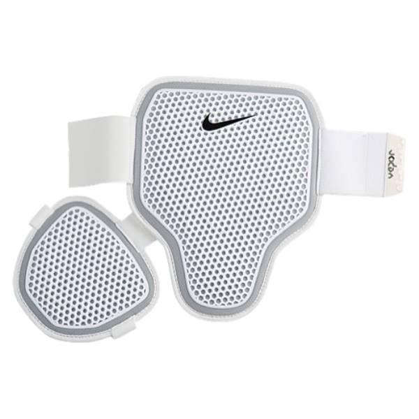 ナイキ メンズ 野球【Nike Pro Vapor Leg Guard】White/Wolf Grey/Black
