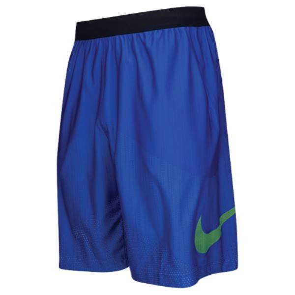 ナイキ メンズ アメリカンフットボール ボトムス・パンツ【Nike Vapor Knit Shorts】Game Royal/Volt