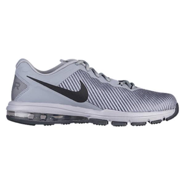 ナイキ メンズ フィットネス・トレーニング シューズ・靴【Nike Air Max Full Ride TR 1.5】Cool Grey/Black/Stealth/Anthracite