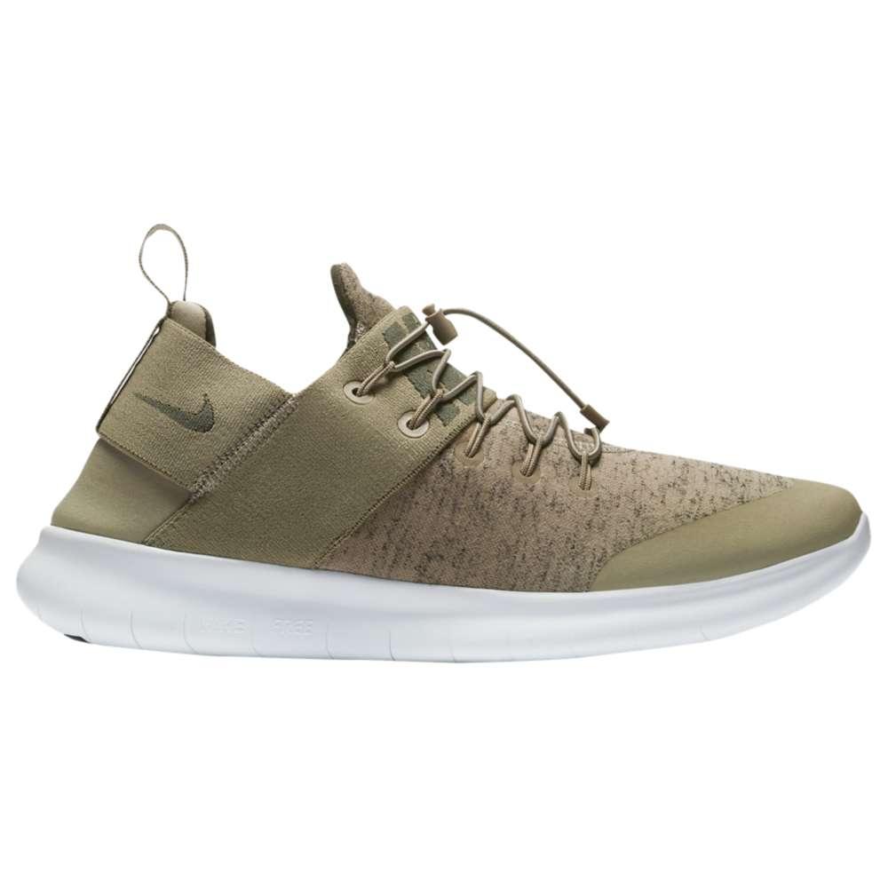 ナイキ メンズ ランニング・ウォーキング シューズ・靴【Nike Free RN Commuter 2017】Khaki/Medium Olive/Cargo Khaki/Off White
