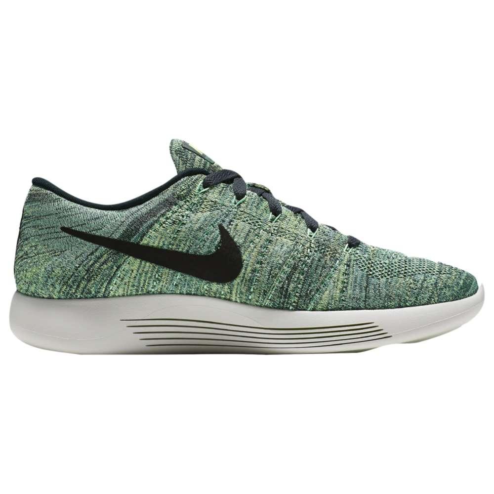 ナイキ メンズ ランニング・ウォーキング シューズ・靴【Nike LunarEpic Low Flyknit】Seaweed/Ghost Green/Summit White/Black