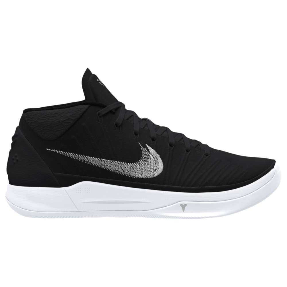 ナイキ メンズ バスケットボール シューズ・靴【Nike Kobe A.D.】Black/Metallic Silver/White